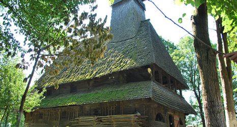 Дерев'яні церкви Закарпаття — учасники нового міжнародного проекту