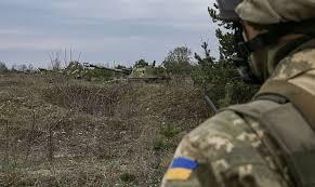 На Донбасі бойовики обстріляли сили ООС з гранатометів та кулеметів