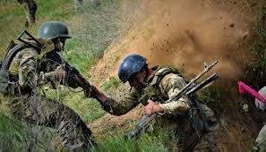 Бойовики на Донбасі стріляли з БМП та заборонених Мінськом мінометів