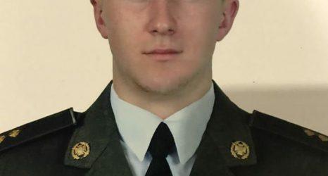 Стало відомо ім'я загиблого військового на Донбасі