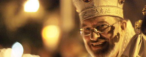 """""""Цей точно запам'ятається!"""": Єпископ Мілан Шашік про цьогорічний Великдень"""