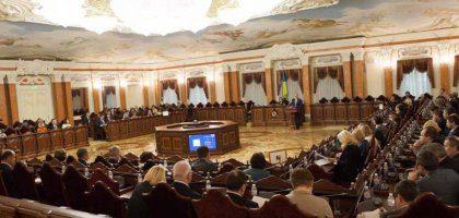 Пленум Верховного суду оскаржує конституційність введеного урядом карантину