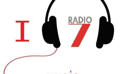 """Розклад програм в ефірі """"Радіо 7"""""""