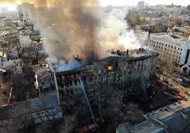 Підозрюваного у пожежі Одеського коледжу Хаєцького відпустили з під-варти