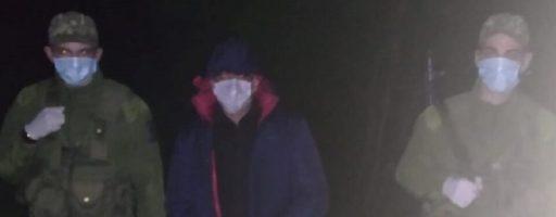 Йшов на побачення: закарпатські прикордонники затримали горе-втікача