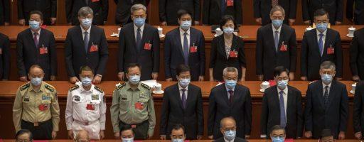 Китай ухвалив скандальний закон про нацбезпеку Гонконгу