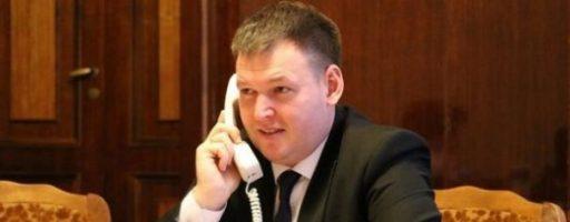 Олексій Петров представив першого заступника голови ОДА