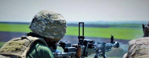 На Донбасі постраждали 6 українських військових